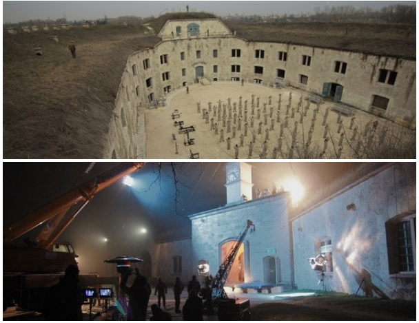 India's Longest Commercial Film Shot in Budapest Prison for Tata Sky