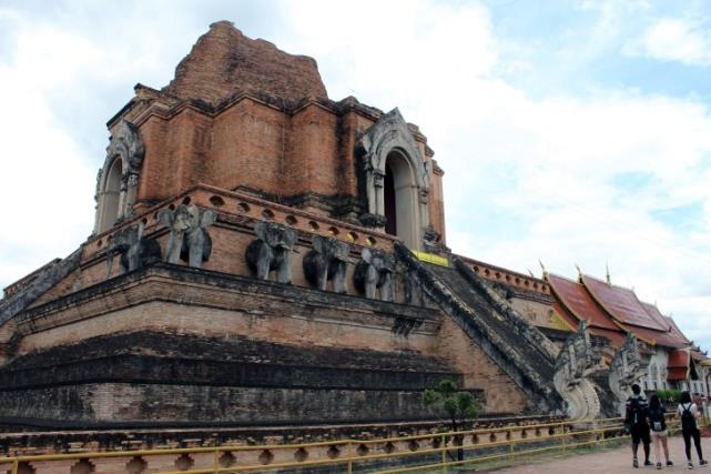 top things to do in Thailand - Chedi Luang
