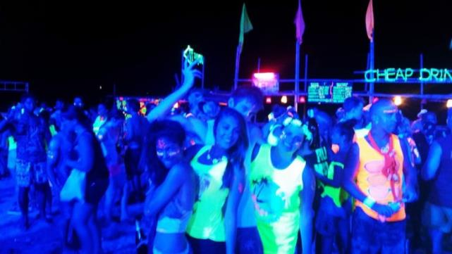 Top Tourist Attractions in Thailand – Full Moon Party
