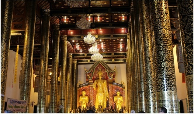 top things to do in Thailand - The Temples