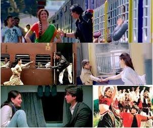 Top Train Scenes & Songs in Bollywood