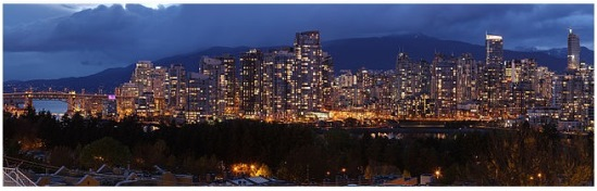 Bollywood in Vancouver (Canada), Among the Best Cities in the World to Live In