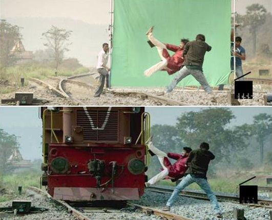 vfx effects in once upon a time in mumbai dobaara