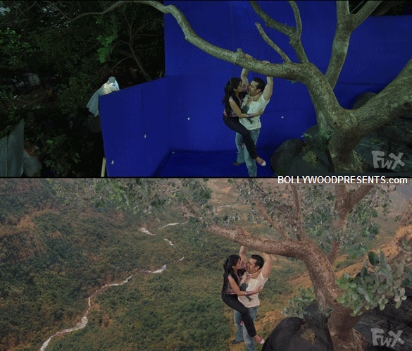 vfx effects in Ready