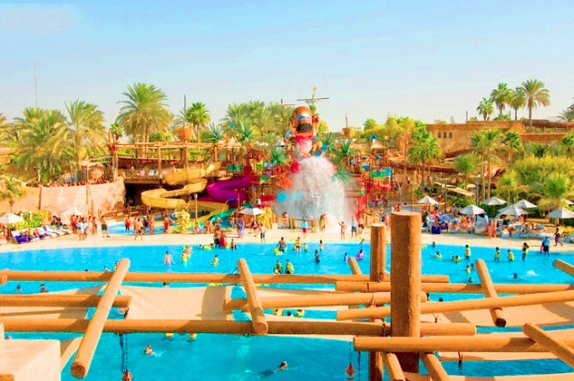 Wonderland: A Complete Family Theme Park in Dubai, United Arab Emirates