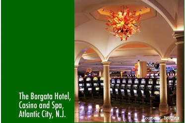 The Borgata Hotel, Casino & spa, Atlantic city, N.J.