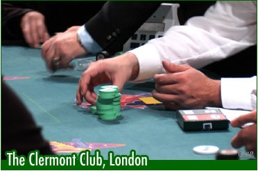 The Clermont Club, London