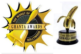 Awards Shows that Felicitate the WORST of Bollywood