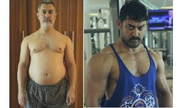 Perfectionist Aamir Khan's amazing transformation from fat to fit for Dangal (Watch Video)