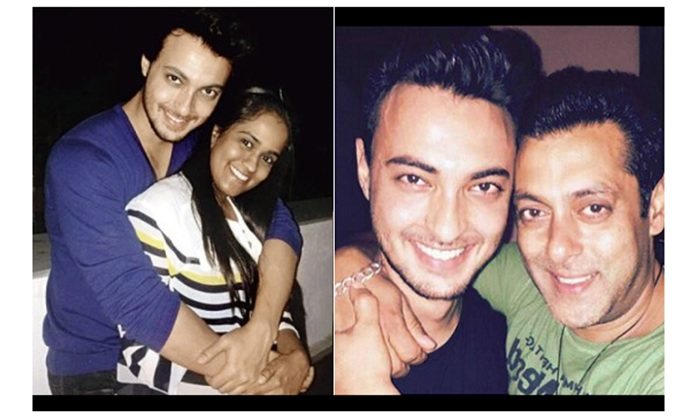 Salman Khan's brother-in-law Aayush Sharma
