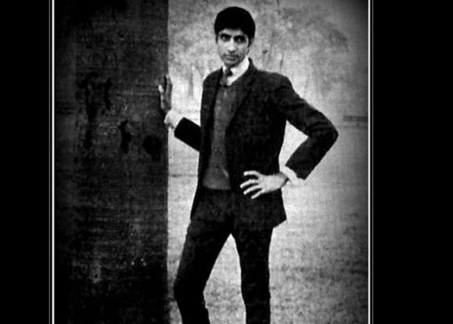Amitabh Bachchan picture rejected by Filmfare