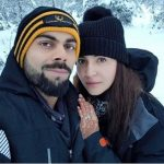 Anushka Sharma & Virat Kohli Honeymoon