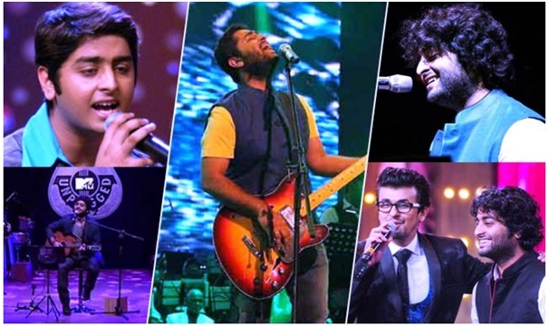 Arjit Singh loses cool, lambasts music composer on social media