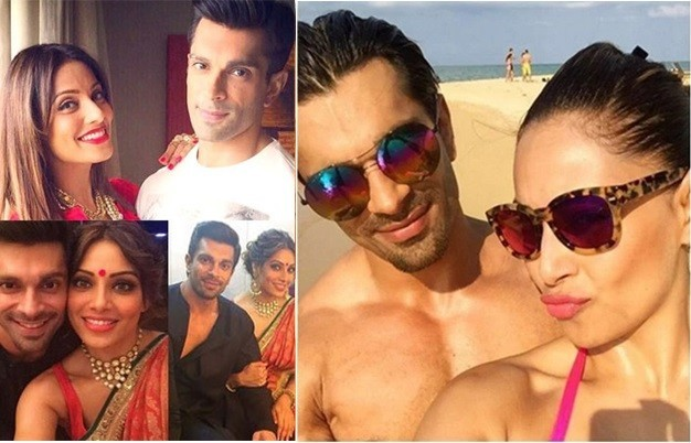 Bipasha Basu and Karan Singh Grover Honeymoon