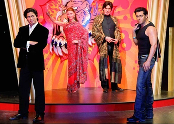 bollywood at madame tussauds, Delhi