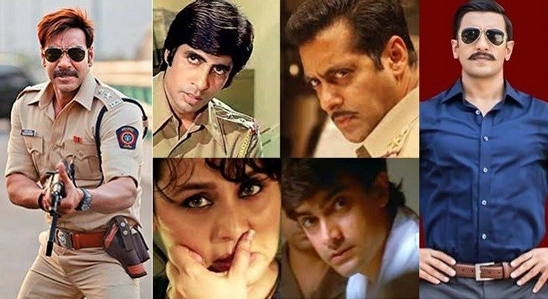 bollywood cops