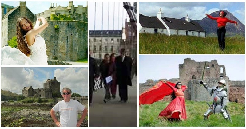 Bollywood in Scotland, Famous for Medieval Castles, Music & Whisky