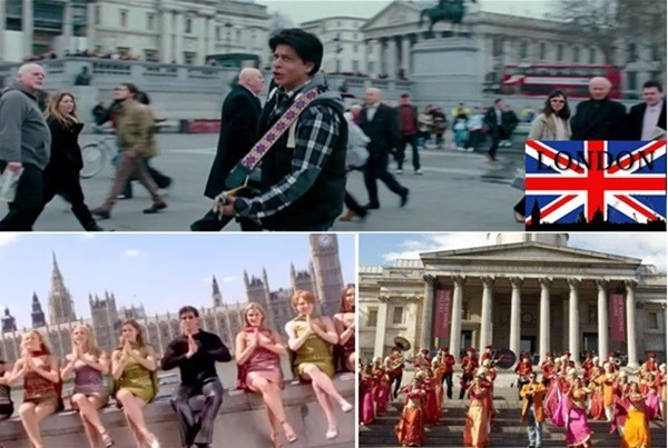 What Makes London (UK) Attractive to Bollywood
