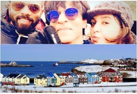 bollywood in Iceland