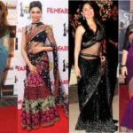 Bollywood Gives the Traditional Indian Saree a Trendy Makeover