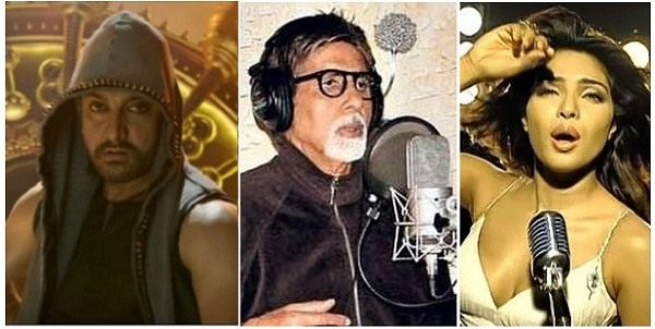 Bollywood Actors Take to Singing – Are Playback Singers Insecure?