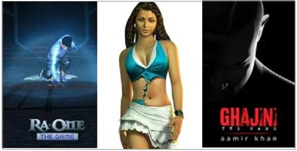 bollywood video games