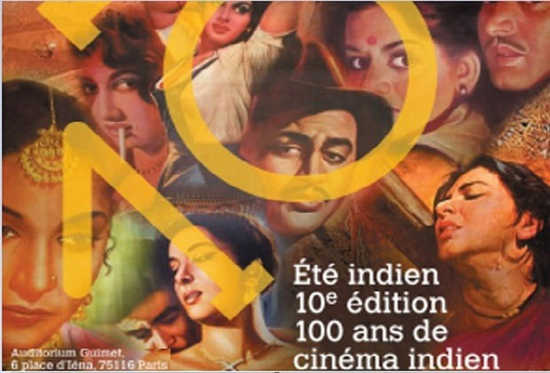 celebrating Indian cinema in paris