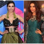 Deepika Padukone in green clothing