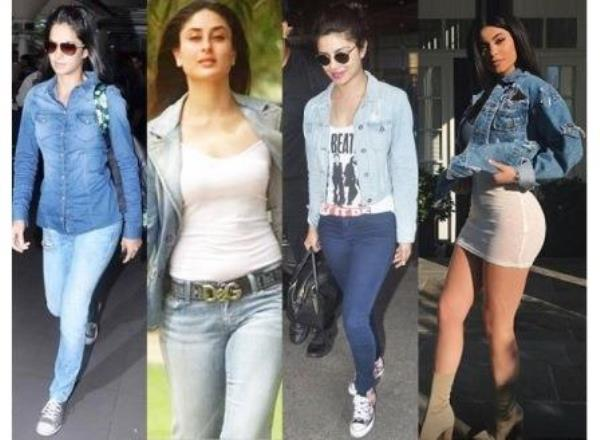 Bollywood divas in denim