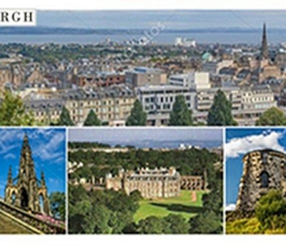 Edinburgh, Capital City of Scotland