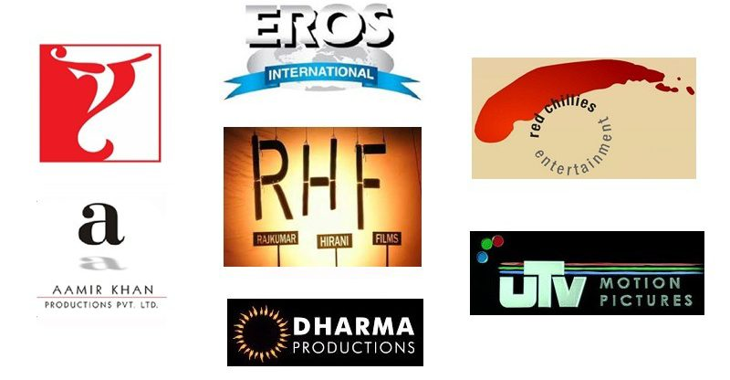 film production houses Bollywood