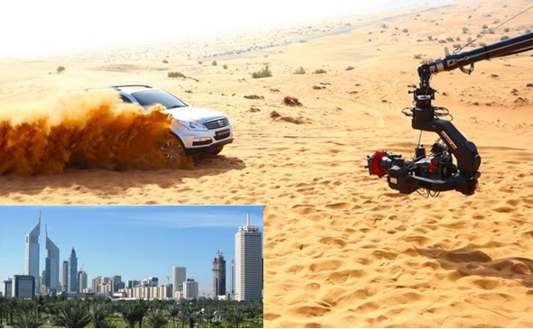Hollywood & Bollywood Films Shot in Dubai & Abu Dhabi, United Arab Emirates (UAE)
