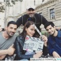 force 2 film shoot in budapest