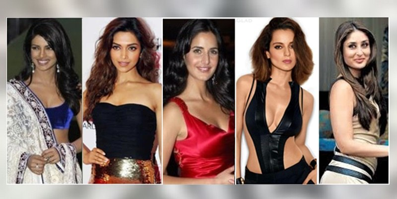 highest paid bollywood actresses