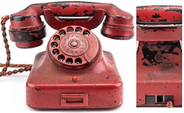 hitler red phone