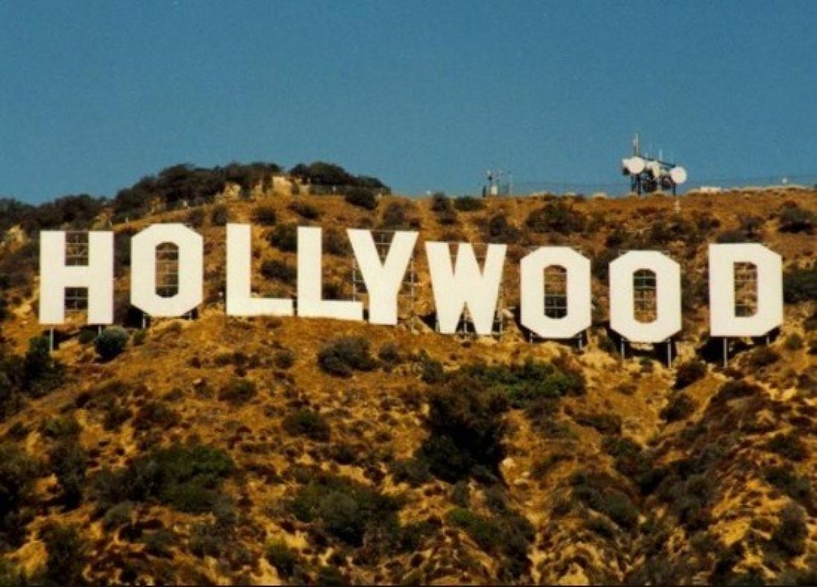 hollywood film business