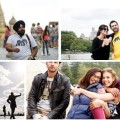 Indian travellers / tourists love to travel abroad