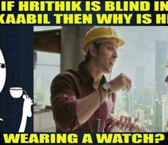 kaabil watch controversy