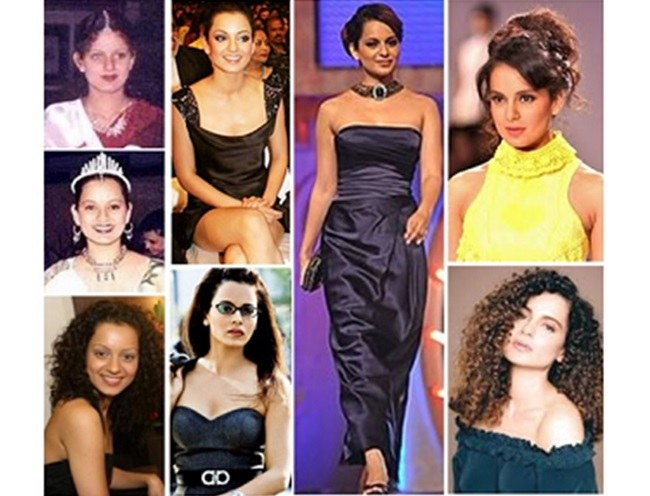 kangana career transformation