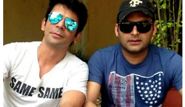 Kapil Sharma vs Sunil Grover