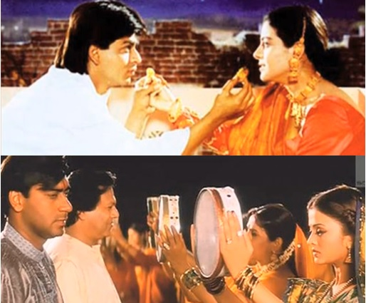 karva chauth bollywood