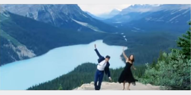 Koi mil gaya filmed in Alberta