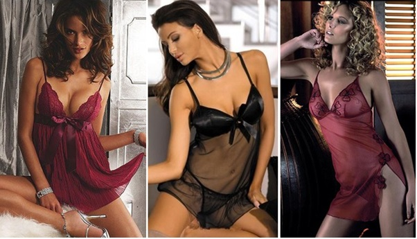Buying Lingerie for Women: Quick Guide For Men