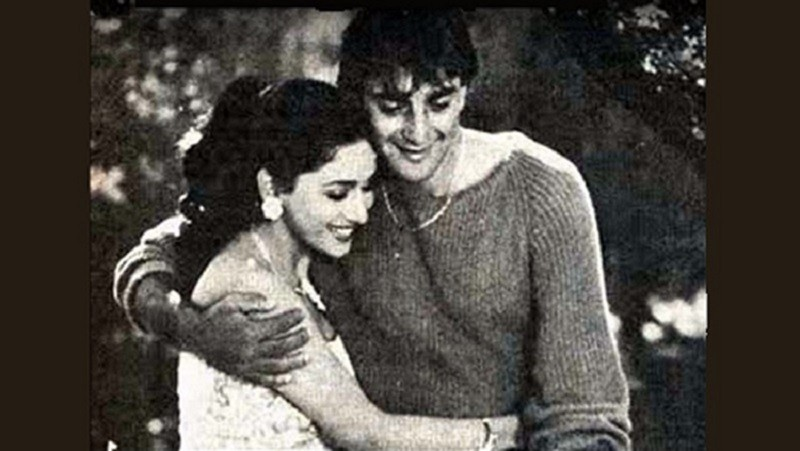 Madhuri Dixit and Sanjay Dutt story