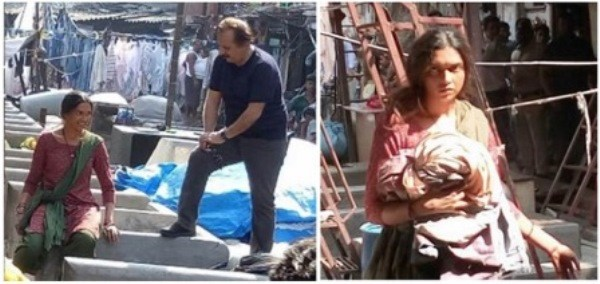 Iranian filmmaker Majid Majidi screen tests Deepika Padukone