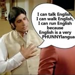 Namak Halal - Because English is a funny language