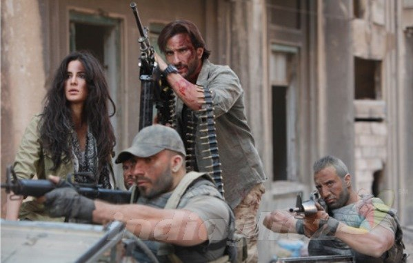 Kabir Khan's Phantom shot in Beirut Lebanon