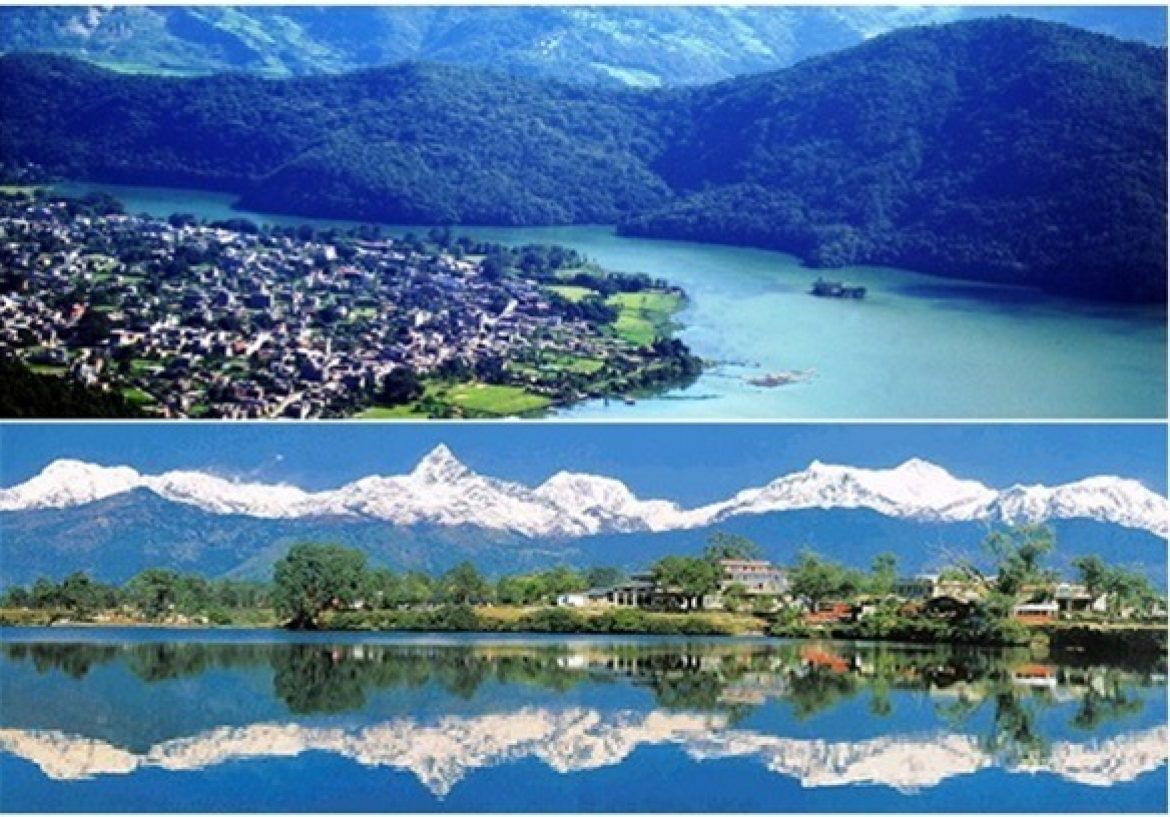 Pokhara One Of The Most Beautiful Places In Nepal Bollywood Presents