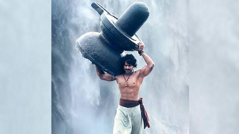 Prabhas devotee of Shiva