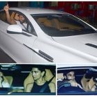 Ranveer Singh gifts himself ₹4cr. Aston Martin, takes Deepika on a romantic drive